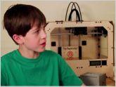 Un adolescente de 15 a�os crea una impresora 3D que revolucionar� el mundo