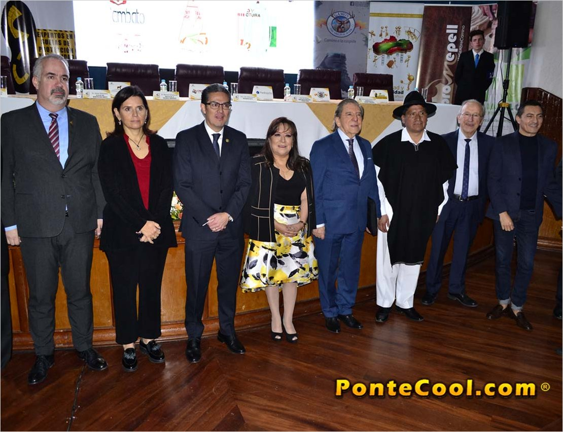 Se realizó la inauguración del Foro Latinoamericano del Calzado en Ambato