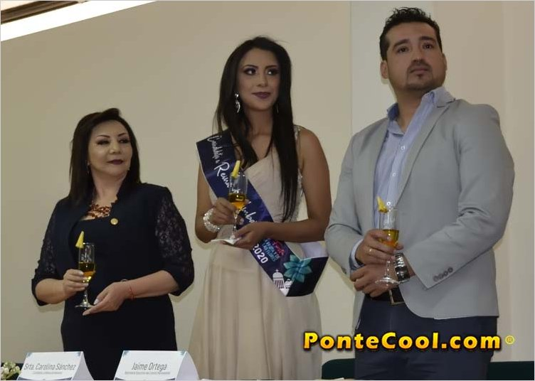 Carolina Sánchez es la segunda inscrita para Candidata a Reina de Ambato 2020