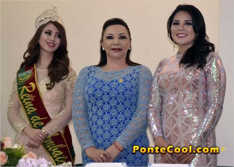 Daniela Castro es la sexta inscrita como candidata a Reina de Ambato 2020