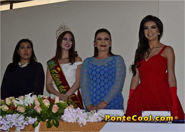 Stephanie Díaz es la cuarta inscrita para Candidata a Reina de Ambato 2020
