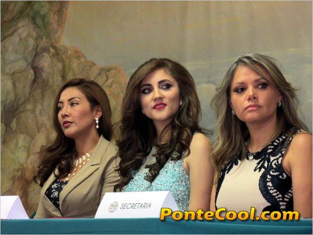 Inscripción de Andrea Medina a Candidata a Reina de Ambato 2017