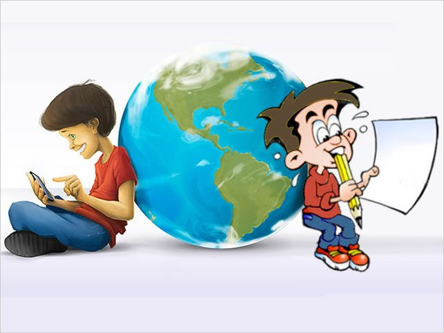 Puede haber una revolución tecnológica con solo el 31% de la población conectada al Internet?