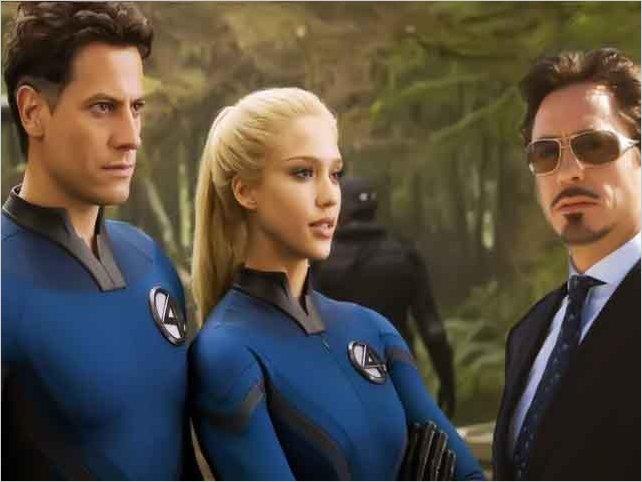 Avengers: Endgame: Iron Man creó a los X-Men y 4 Fantásticos con el chasquido