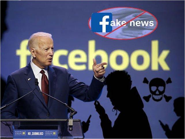 Joe Biden: Facebook esta matando a nuestra gente