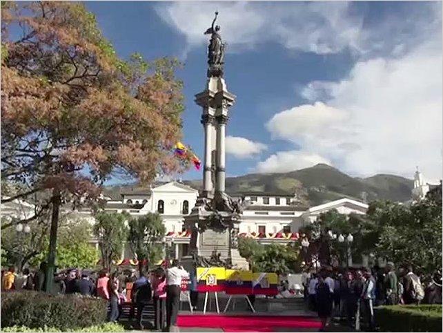 El Primer grito de la Independencia del Ecuador fue un 10 de agosto 1809