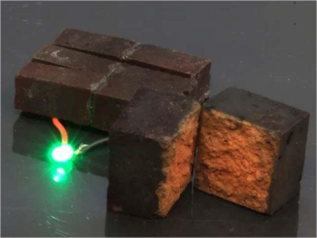 La nanotecnología podría convertir los humildes ladrillos en almacenes de energía