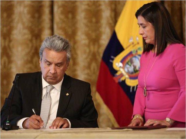 Lenín Moreno anunció los nombres de las siete ternas para conformar el Consejo de Participación Transitorio