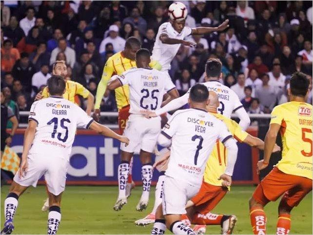 Liga de Quito jugará la final de la LigaPro ante Delfín