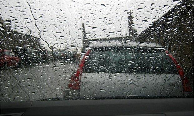 Detector de lluvia para limpiaparabrisas
