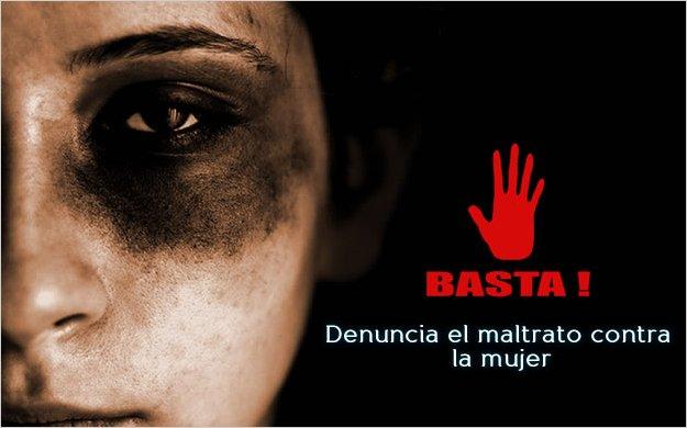 el maltrato contra la mujer:
