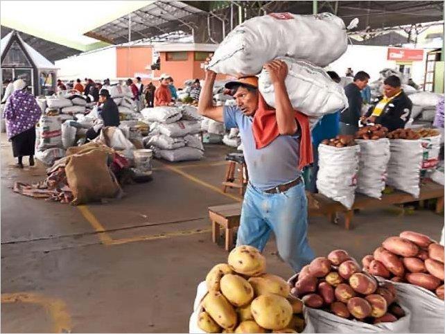 Mercado Mayorista de Ambato reabrirá este 24 de abril bajo