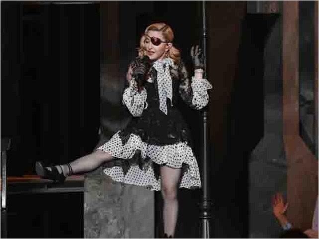 Madonna gastó 5 millones de dólares, para su show en los Premios Billboard con Maluma