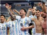 La Argentina de Messi gana la Copa América en Maracaná