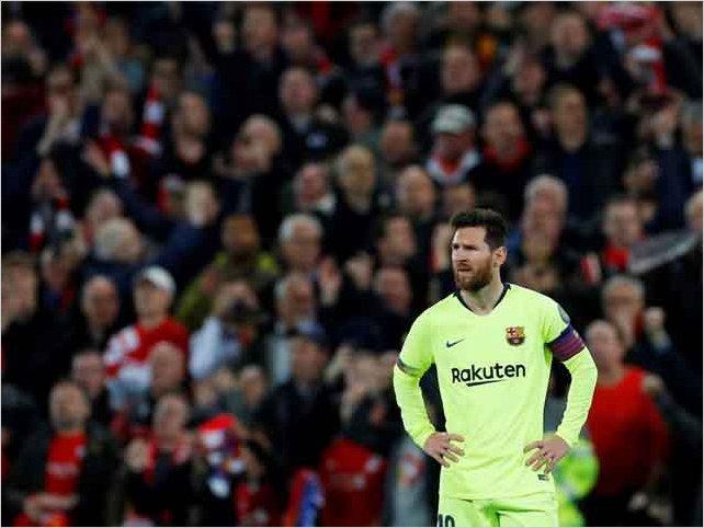 Liverpool eliminó al Barcelona de Messi con una paliza y se metió en la final de la Champions