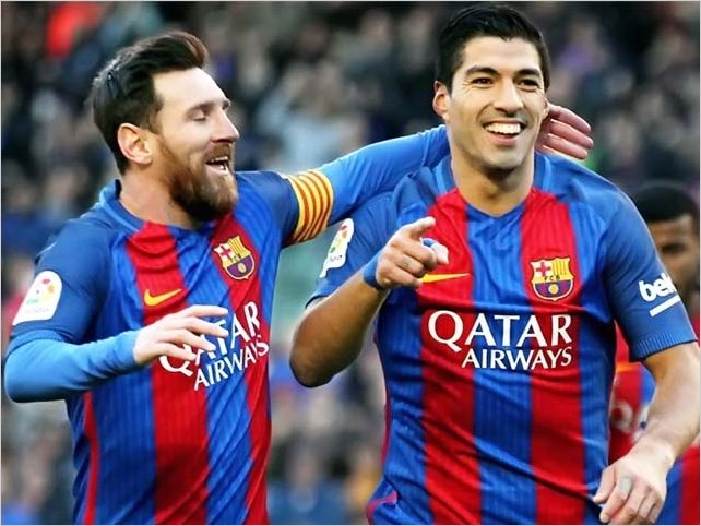 Lionel Messi se despide de Suárez y culpa a la directiva del Barcelona