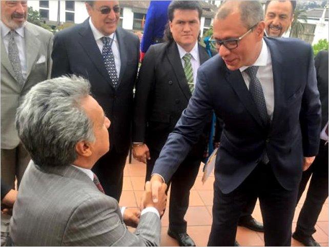 Comisión anti corrupción demanda renuncia de Jorge Glas