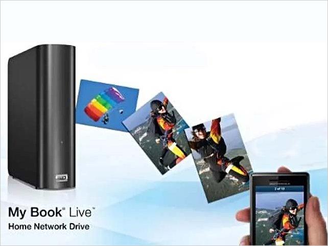 Desconecta tu disco duro My Ebook Live de internet ya: un hackeo borra los archivos de forma remota