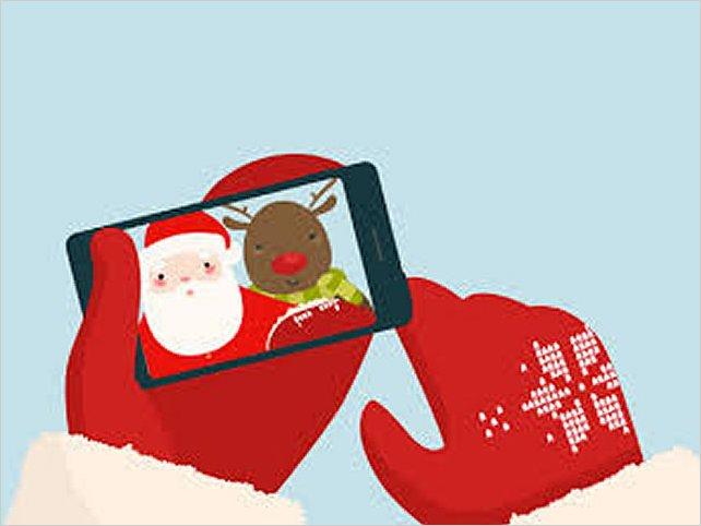 Las redes sociales ganan terreno en ventas navideñas