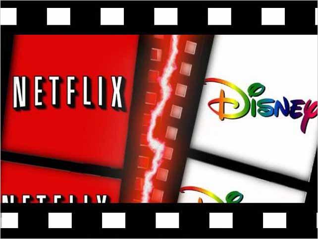 Estas son las razones por las que Disney le declara la guerra a Netflix