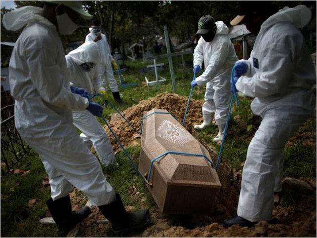 Crece la propagación del coronavirus en América Latina: la cifra de muertes supera las 70.000
