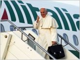 En Ecuador decretar�n feriado los d�as de visita del papa Francisco