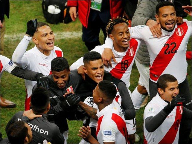Perú le dio una lección a Chile y es finalista de la Copa América 2019