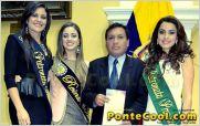 El Comit� Permanente de las Fiestas de Ambato reconoci� la labor informativa y cultural de PonteCool.com