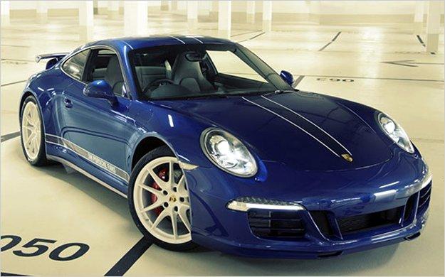 Porsche presenta auto diseñado en su Facebook