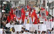 M�s gremios se suman a marchas de protesta del 17 de septiembre