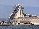 El incre�ble puente en Jap�n que parece monta�a rusa