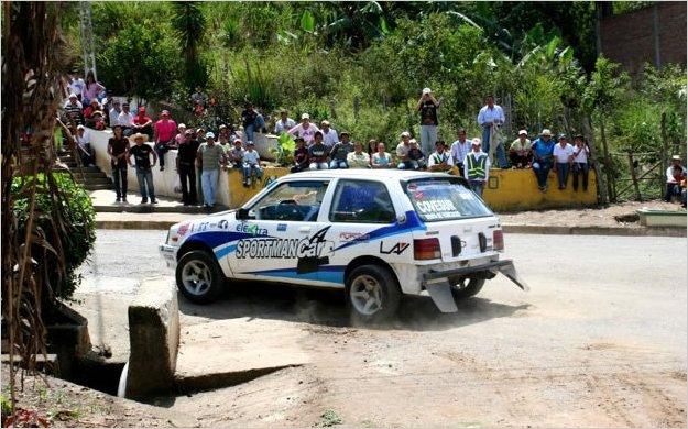 Este fin de semana se vivieron las emociones del Rally en Cevallos