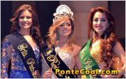 Vanesa Kattan es elegida la nueva Reina de Ambato 2014, Fiesta de las Frutas y las Flores