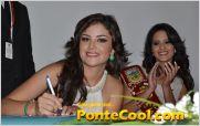 Se inscribi� la Srta. Abigal Soria como primera candidata a Reina de Ambato