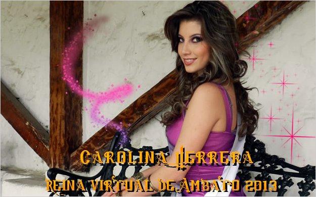 Gabriela Carolina Herrera es la nueva