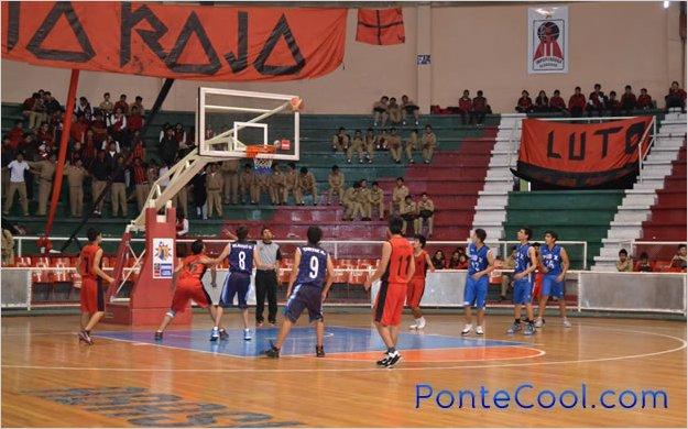 El Colegio Bolívar y la Salle vencieron en la decimoquinta fecha del intercolegial de básquet
