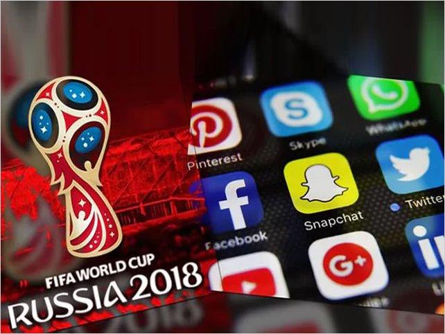 La millonaria lucha entre Facebook, Twitter y Snapchat por transmitir el Mundial de Rusia 2018