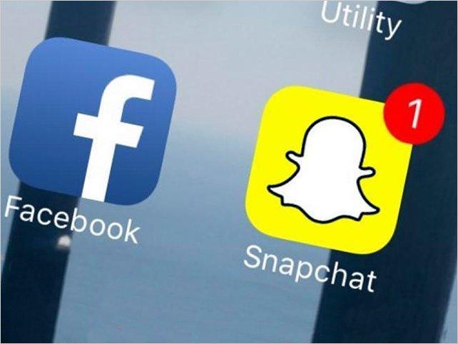 Los jóvenes de la Generación Z de Facebook emigran a Snapchat