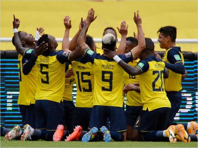Ecuador tiene a sus convocados para enfrentara a Brasil y Perú en las eliminatorias