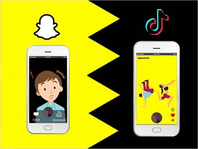 Los usuarios de redes sociales se vuelcan a Snapchat: la explicación de este resurgimiento