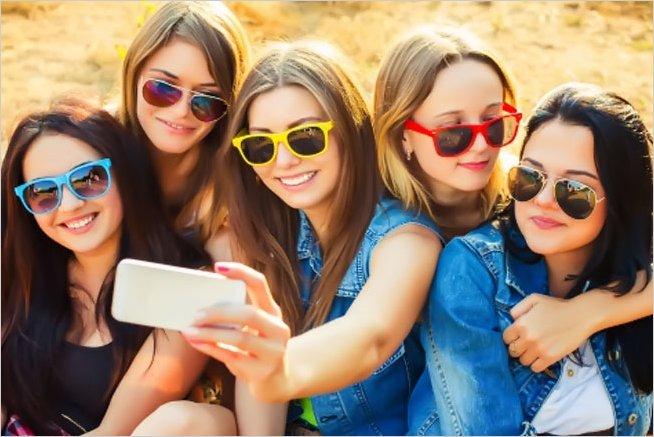 Los gigantes de las redes sociales entre los jóvenes son: YouTube, Snapchat e Instagram