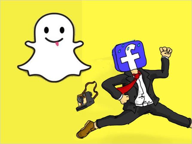 Snapchat ganó la batalla contra Facebook
