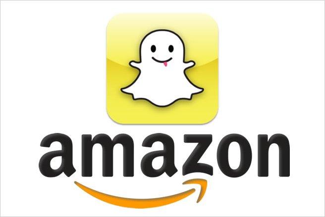 Snapchat se prepara para integrar la búsqueda visual de Amazon