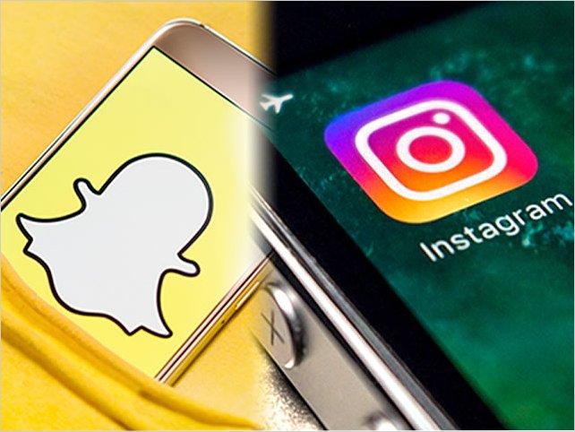 Facebook se queda sin jóvenes, Snapchat e Instagram le
