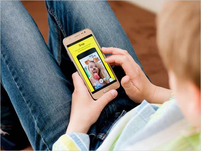 Snapchat crece 23% en usuarios entre abril y junio y suma 290 millones diarios