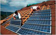 La electricidad solar en 4 a�os igualara el precio de la electricidad convencional