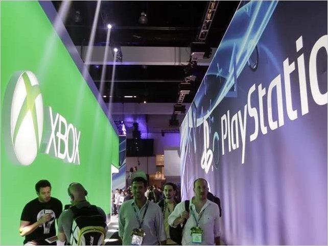 Sony y Microsoft se alían para desarrollar servicios de vídeojuegos en la red