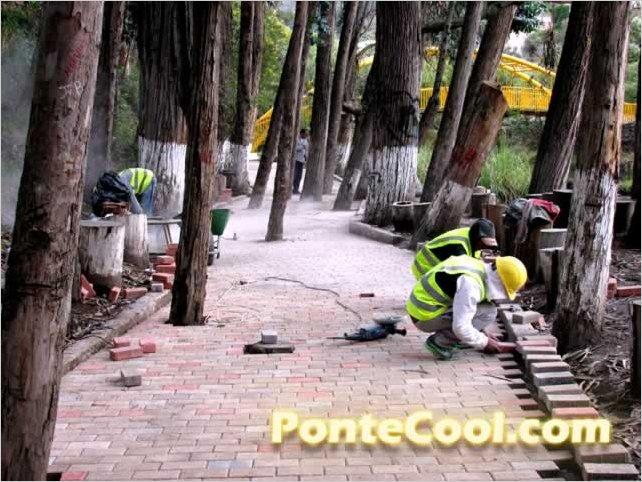 Remodelación de paseo turistico sector del Parque el Sueño en Ambato