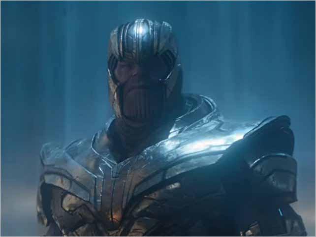 Vengadores: Endgame, Thanos estrena armadura en el nuevo tráiler