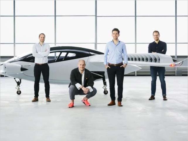 Planean un servicio de taxi volador que cuesta casi lo mismo que los taxis normales